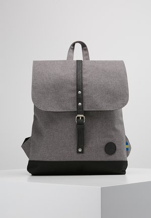 BACKPACK MINI ENVELOPE - Tagesrucksack - grey