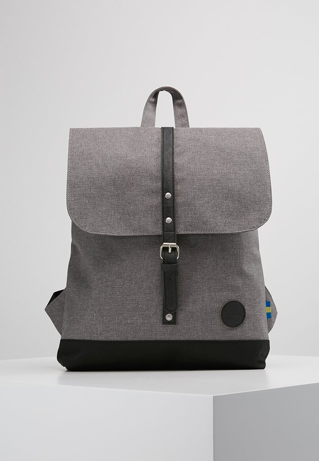 BACKPACK MINI ENVELOPE - Ryggsäck - grey