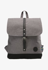 Enter - BACKPACK MINI ENVELOPE - Rugzak - grey - 5