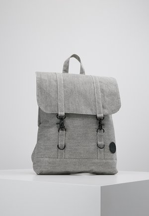 CITY BACKPACK MINI - Rygsække - melange black