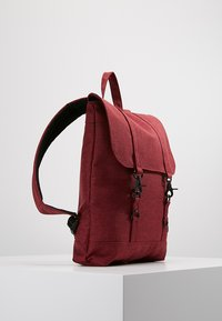 Enter - CITY BACKPACK MINI - Reppu - wine red - 3