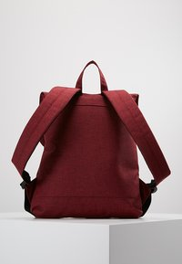 Enter - CITY BACKPACK MINI - Reppu - wine red - 2