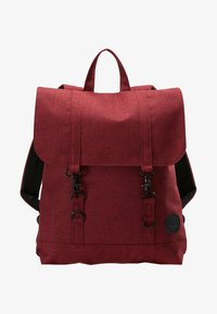 Enter - CITY BACKPACK MINI - Reppu - wine red - 5