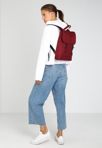 Enter - CITY BACKPACK MINI - Reppu - wine red - 1