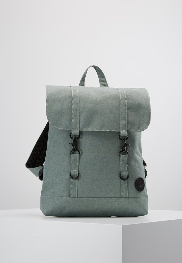 CITY BACKPACK MINI - Tagesrucksack - melange mineral