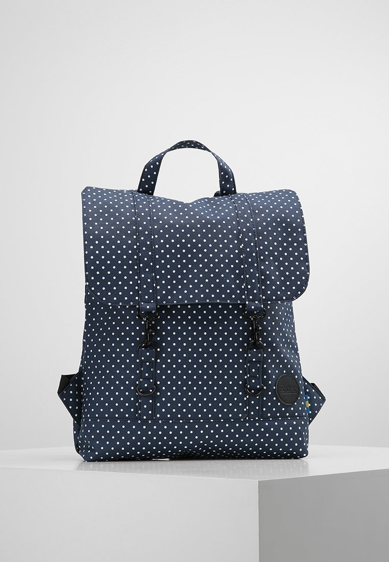 Enter - CITY BACKPACK MINI - Zaino - navy/white
