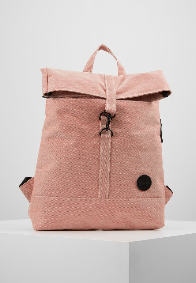 CITY FOLD - Rucksack - red