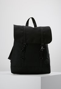Enter - CITY BACKPACK MINI - Batoh - black - 0