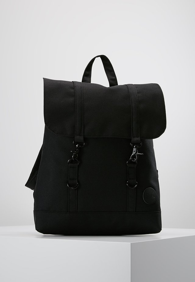 CITY BACKPACK MINI - Ryggsäck - black