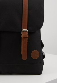 Enter - CITY BACKPACK MINI FRONT STRAPS - Reppu - black - 6