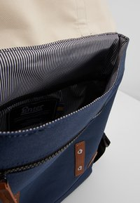 Enter - CITY BACKPACK MINI - Rygsække - navy/natural top - 4