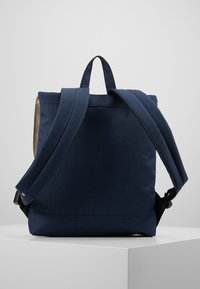 Enter - CITY BACKPACK MINI - Rygsække - navy/natural top - 2