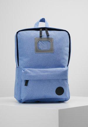 MISSION BACKPACK - Rucksack - melange blue