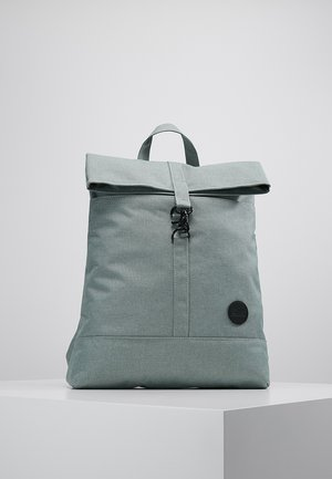 CITY FOLD TOP BACKPACK - Plecak - melange mineral