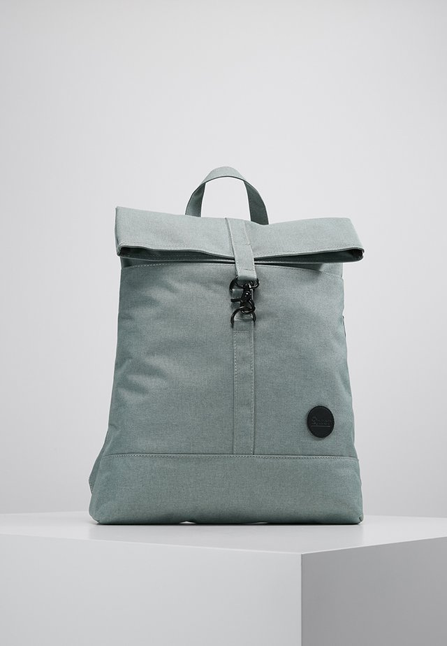 CITY FOLD TOP BACKPACK - Rucksack - melange mineral