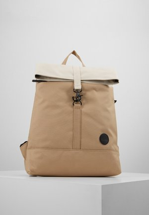 CITY FOLD TOP BACKPACK - Rugzak - khaki/natural