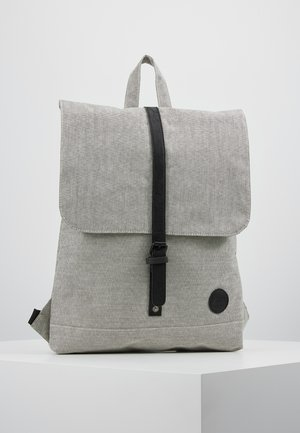 BACKPACK ENVELOPE FULL SIZE - Rucksack - melange black/black