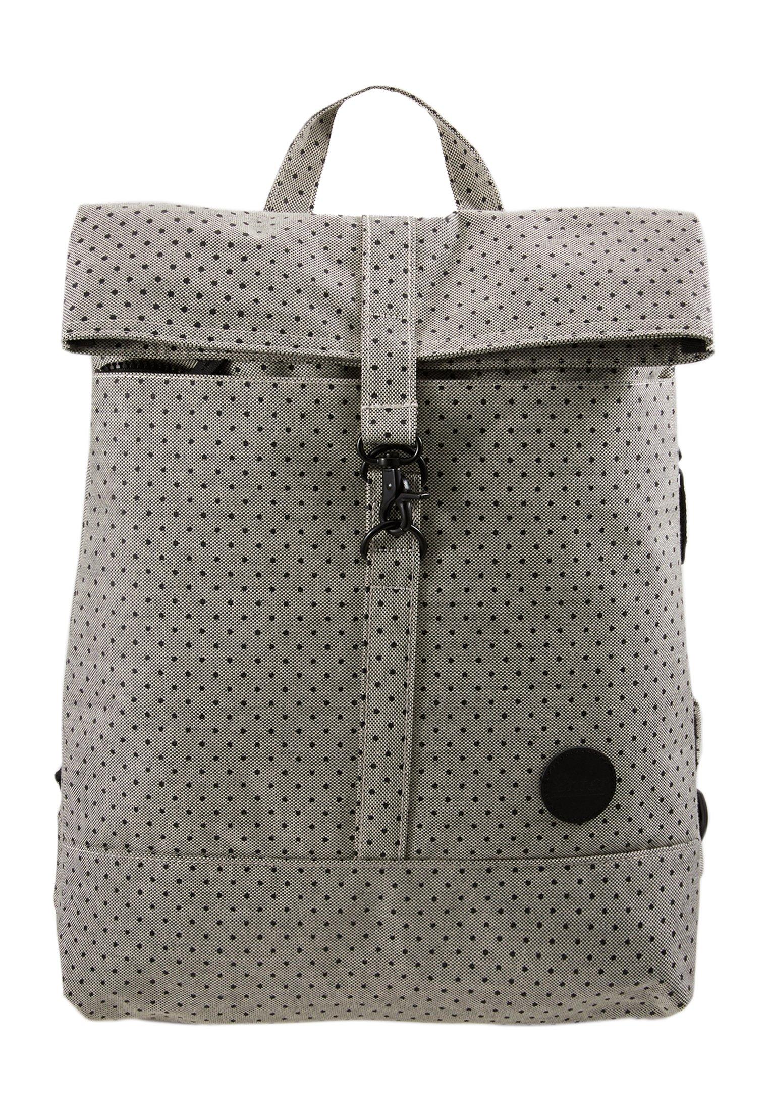 Enter City Fold Top Backpack - Rugzak Melange Black/black Polkadot B6n2u6t