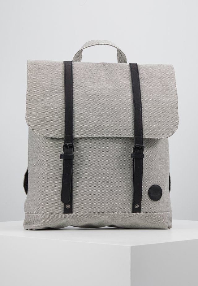 CITY BACKPACK - Rucksack - melange black