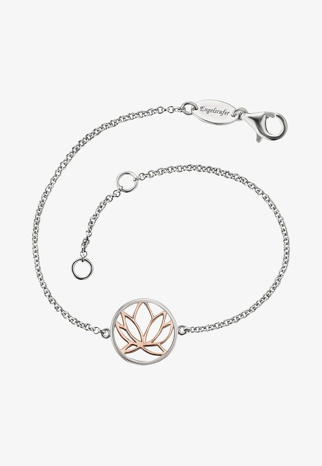 LOTUS  - Bracelet - silver-coloured