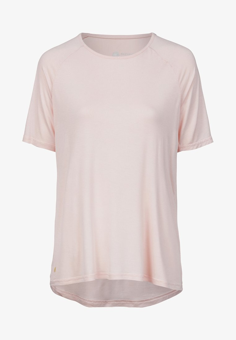 Endurance - T-Shirt basic - rose
