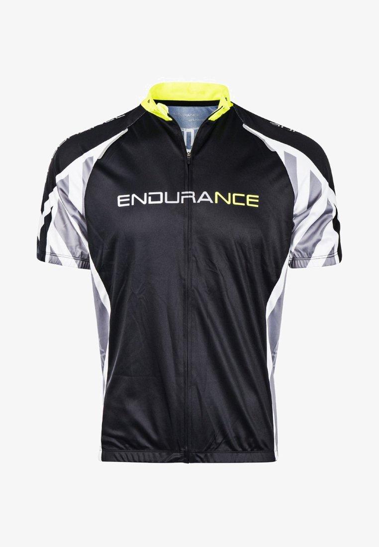 Endurance - MIT HOHEM TRAGEKOMFORT - Print T-shirt - yellow