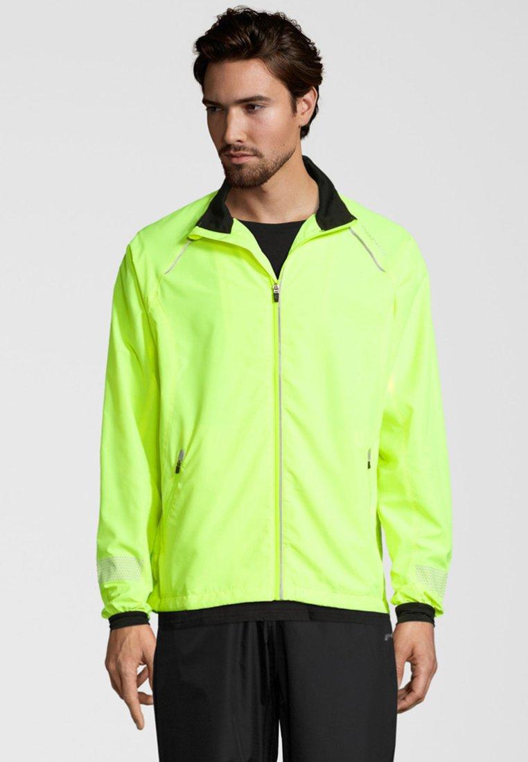 Endurance - EARLINGTON  - Training jacket - neon yellow