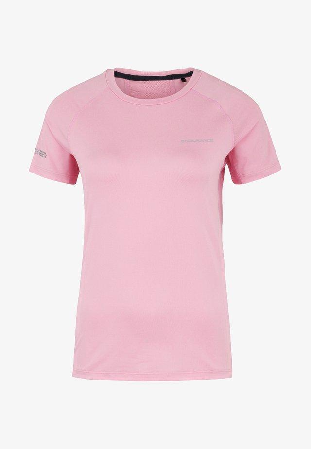 JAMESTOWN  - Sports shirt - rose