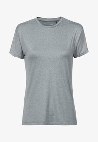 Endurance - EIRENE - Basic T-shirt - light grey - 0