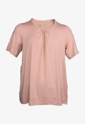 BREE MELANGE - T-Shirt print - rose smoke