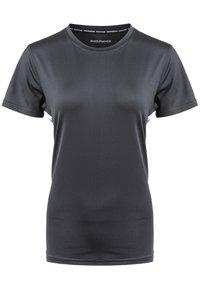 Endurance - RAISSA - Basic T-shirt - 1001 black - 0