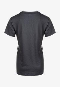 Endurance - RAISSA - Basic T-shirt - 1001 black - 1