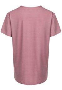 Endurance - LIZZY - Basic T-shirt - 4131 deauville mauve - 1