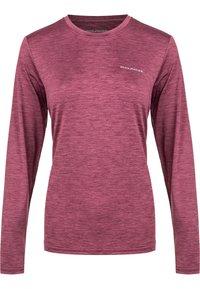 Endurance - MAJE  - Sports shirt - 4132 tawny port - 0