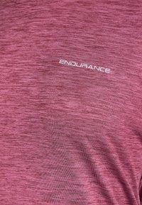 Endurance - MAJE  - Sports shirt - 4132 tawny port - 2