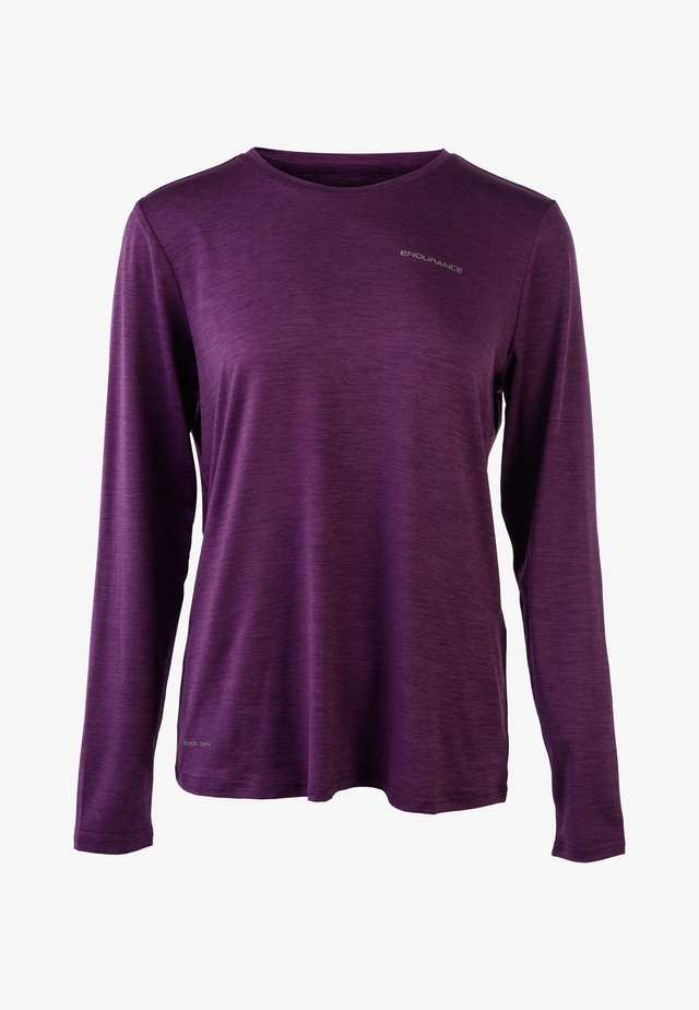 MAJE  - Sports shirt - 4105 deep purple
