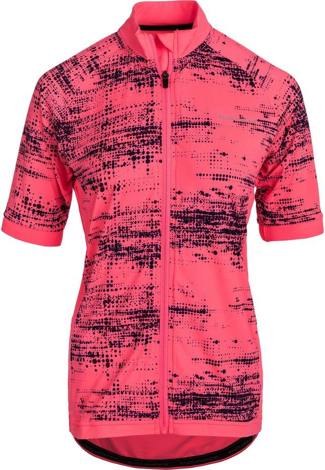 VIVIENNE W - Print T-shirt - 4073 pitaya pink