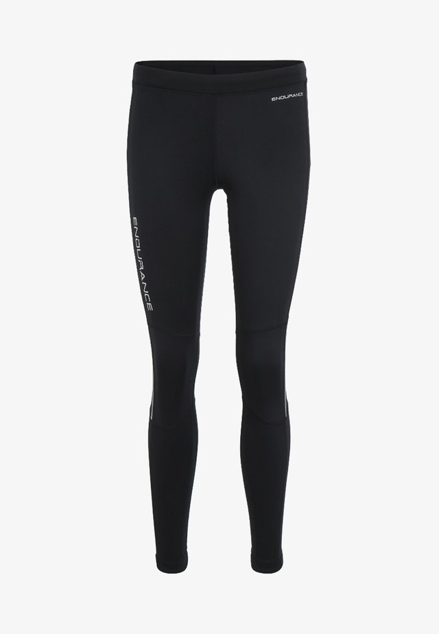 HAVERHILL  - Leggings - black