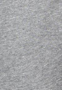 Endurance - CLYNEN MIT KORDELZUG - Tracksuit bottoms - light grey melange - 2