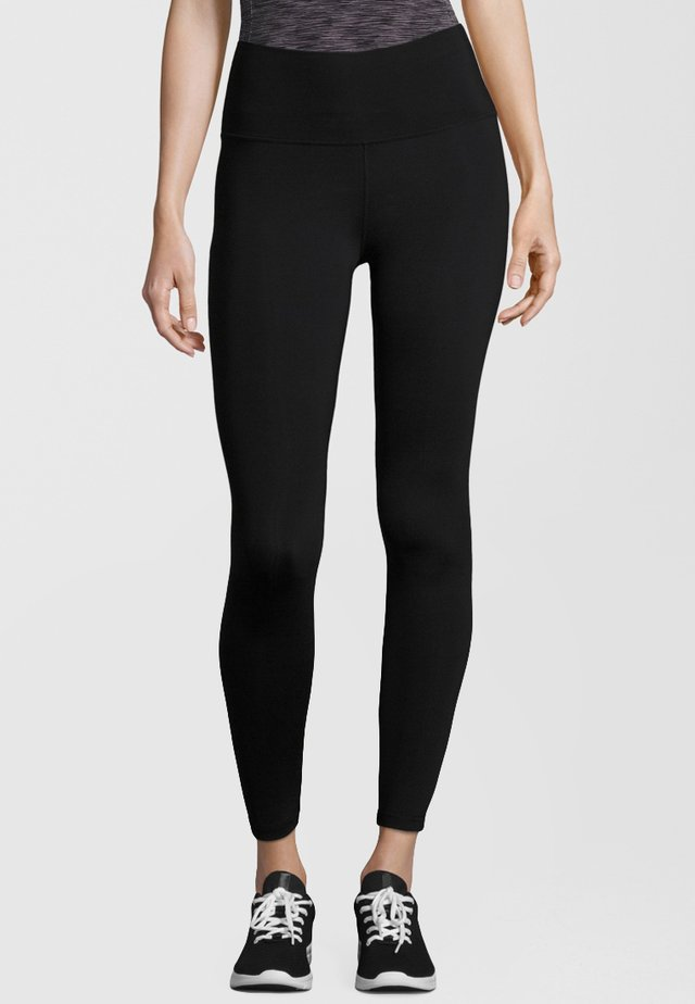 MIT LEICHTER KOMPRESSION - Leggings - black