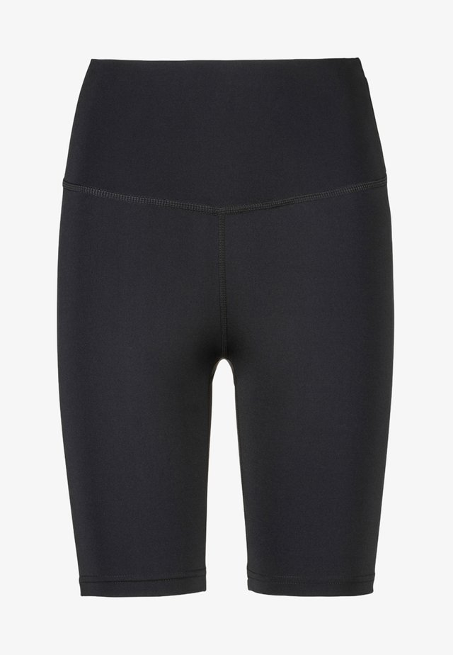FRANZ - Sports shorts - black