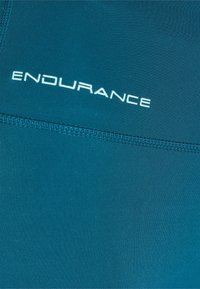 Endurance - THADEA POCKET  XQL - Leggings - teal - 2