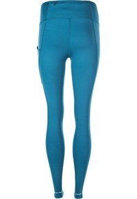 Endurance - THADEA POCKET  XQL - Leggings - teal - 1