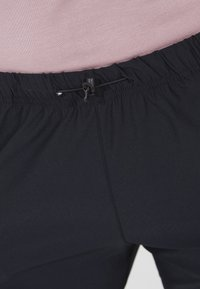 Endurance - TENGAH - 3/4 sports trousers - 1001 black - 3