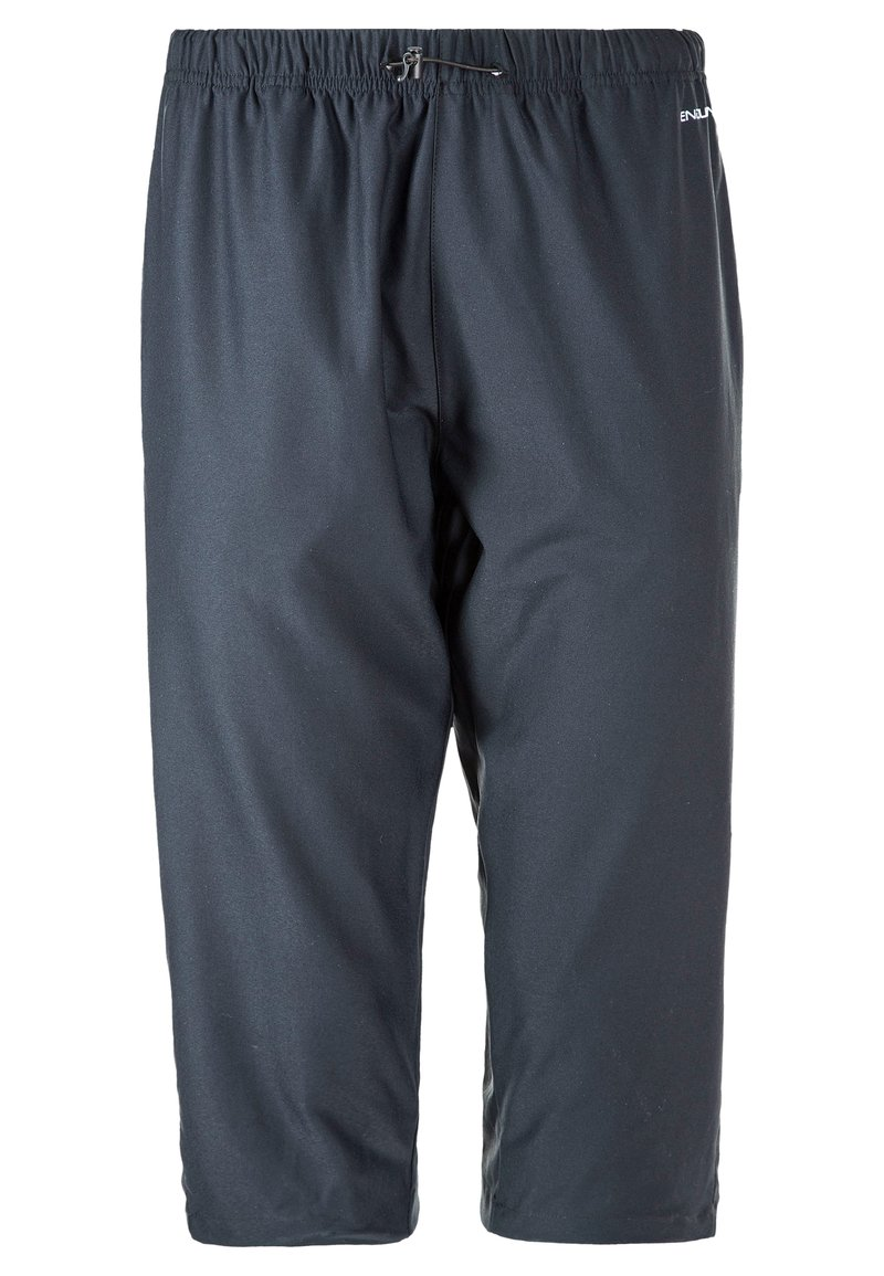 Endurance - TENGAH - 3/4 sports trousers - 1001 black