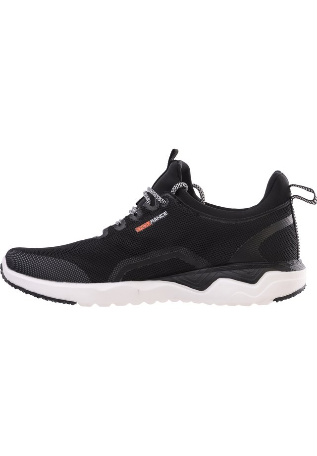 Competition running shoes - 1001 black