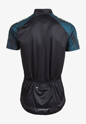 WELLES M - T-Shirt print - 1001 black