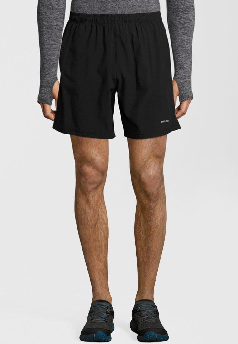 Endurance - kurze Sporthose - black