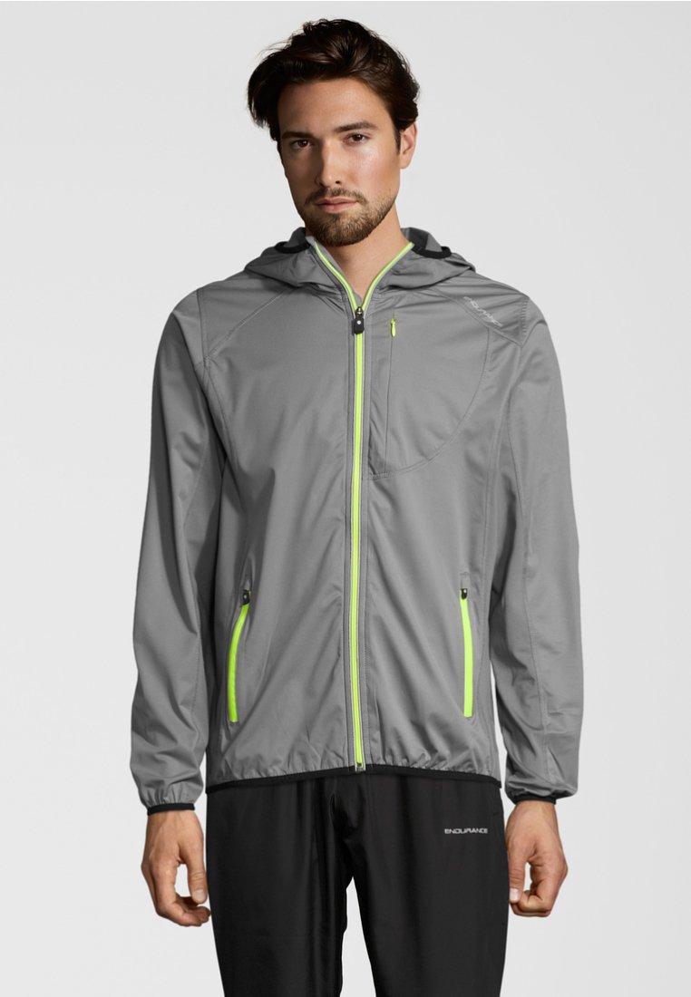 Endurance - BOVINA - Trainingsjacke - grey