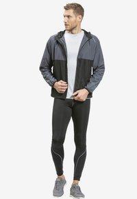 Endurance - ATWOOD - Training jacket - black - 1